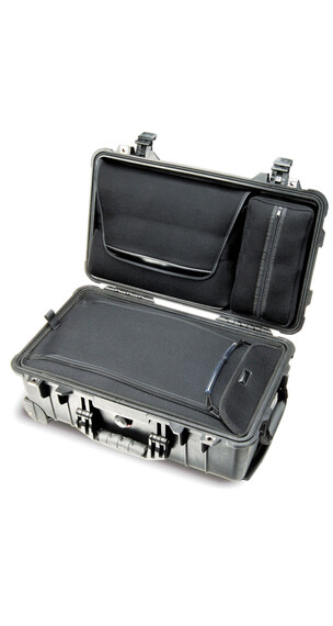 Peli 1510 Laptop Overnight Case Camping box zwart